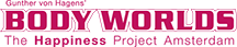 Body Worlds Amsterdam logo